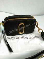 Женский клатч ,сумочка Марк Якобс Marc Jacobs с цветным ремнем