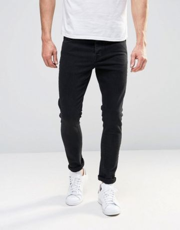 Черные мужские джинсы штаны  400 грн. - Штани Київ - оголошення на  Бесплатка 29292189 ba8365ec92aee