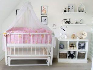Десткая Кроватка Дитяче Ліжечко Умные Детские Кроватки