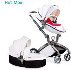 Hot Mom Mima Xari- универсальная детская коляска 2в1. Зимник в ПОДАРОК