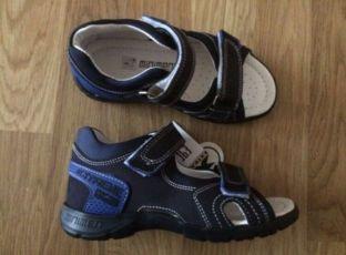 Minimen сандали босоножки для мальчика 25р. - 16 см.