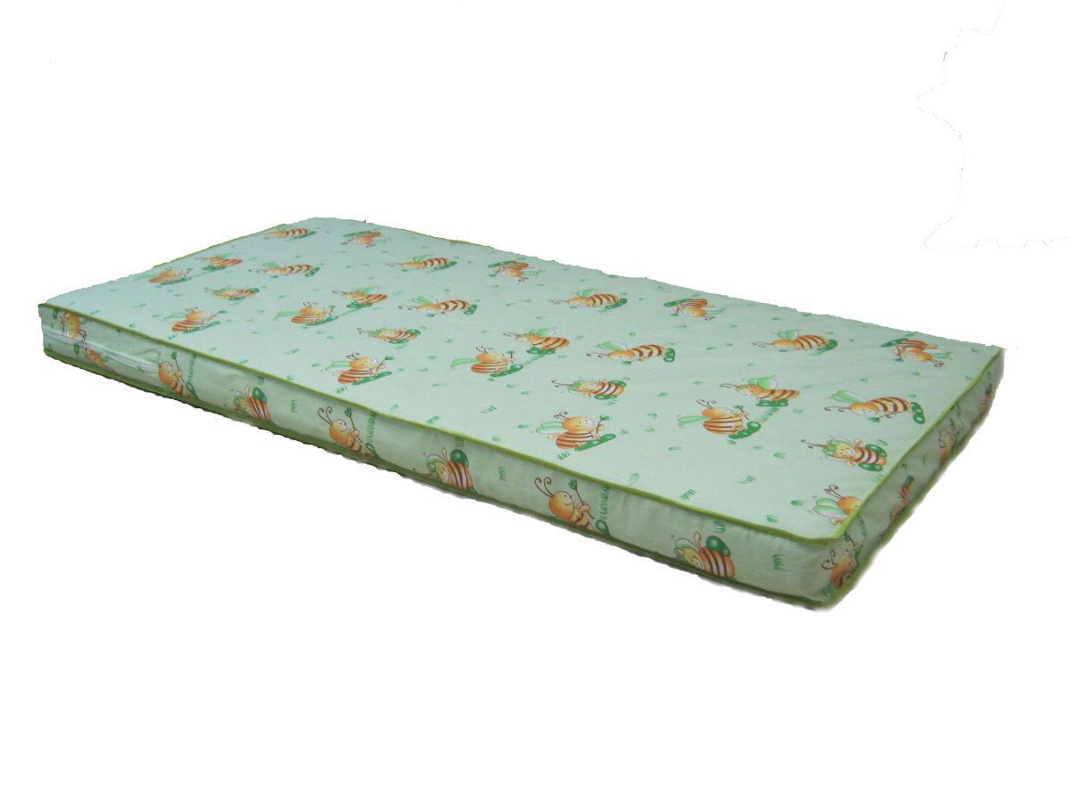 Матраси для детской кроватки КП кокос-поролон, толщина 7 см