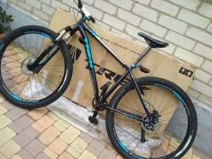 Велосипед Trek вилка RockShox колеса 29 найнер,есть merrida, scott,