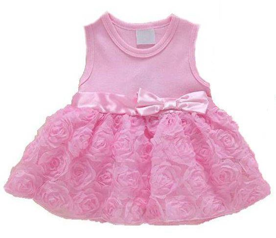 Платье детское хлопок 5-12 месяцев