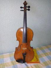 Скрипка 4\4,довоенная копия Antonius Stradivarius