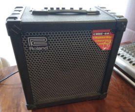 Комбоусилитель Roland Cube 60D cosm. Комбик гитарный 60 Вт.
