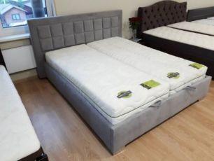 Кровать, кровать Спарта, кровать мягкая, двухспальная кровать