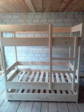 Продам нове трьохярусне ліжко