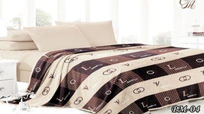 4292ac1dfbf2 ... Пледы-покрывала (микрофибра) с брендовыми логотипами Шанель, Луи Витон  7 ...