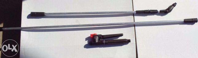 Штанга удлинитель удочка для опрыскивателя 3.3 м