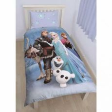 Детское постельное белье Ледяное сердце Анна Эльза Олаф Disney Frozen