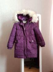 Пальто зимнее Lenne 122