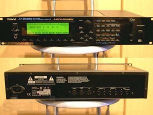 ROLAND JV-2080 Синтезатор ( звуковой модуль )