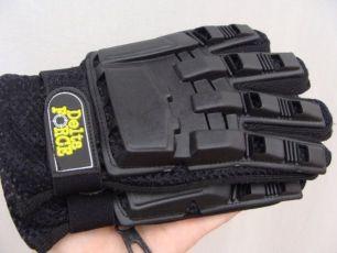 перчатки тактические спортивные вело-мото-пейнтбол DELTA FORCE