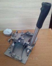Станок для разводки ленточных пил, разводной станок розвідний пристрій