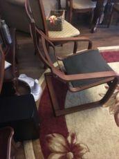 кресло качалка поенг Poang Ikea 1 500 грн мебель для гостиной