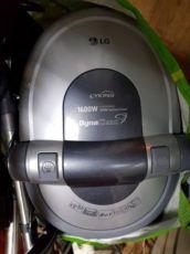 Пылесос моющий LG V-K9762NDU. В отличном состоянии!!!