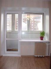 Металлопластиковые окна,балкон,балконная рама,дверь. REHAU