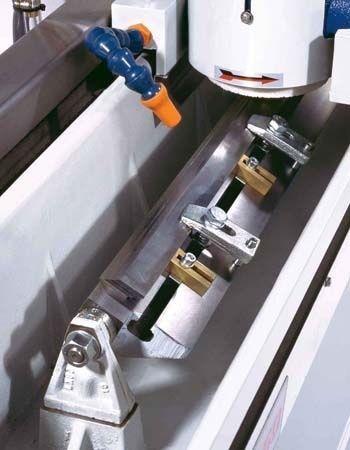 Заточка строгальных ножей, дробильных ножей до 850 мм, сменных пластин