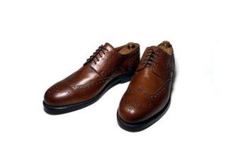 Туфли Броги J.BRIGGS Германия новые | мешти туфлі