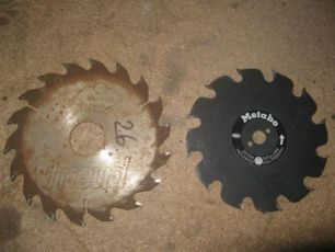 Круг для дисковой пилы циркулярки
