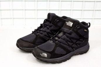 треккинговые ботинки The north face gore tex размер 40 стелька 25.5 см