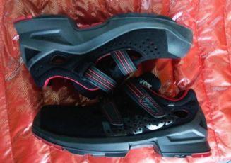 Робоче взуття обувь рабочая спецобувь носком туфли сандали Uvex 36 раз