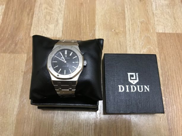 Часы мужские Didun design Royal Oak  3 000 грн. - Наручные часы ... fd95d2c8646