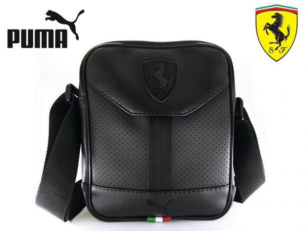 cdbcb7896418 Мужская сумка Puma Ferrari, барсетка через плечо, месенджер.: 185 ...