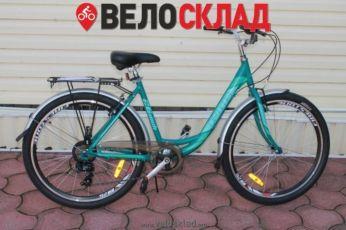 Новый женский велосипед 26
