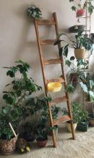 Лестница декоративная деревянная, декор для дома