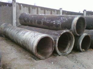 Трубы бетонные, железобетонные,ж/б,асбестоцементные б/у, Херсон обл.