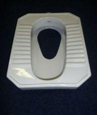 Дачный туалет на септик без канализации Чаша Генуя Унитаз в биотуалет