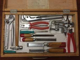 Набор инструмента ссср