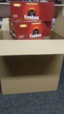 Гильзы для сигарет Firebox 500шт, Сигаретные гильзы Firebox 10 000 шт 4
