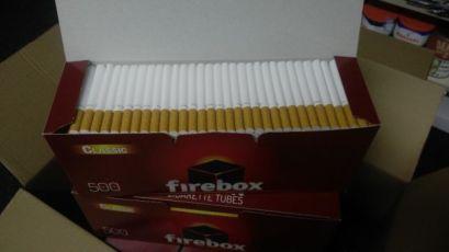 Гильзы для сигарет Firebox 500шт, Сигаретные гильзы Firebox 10 000 шт 2