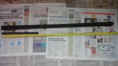 Шпилька резьбовая М16 производство СССР. прут пруток крепеж