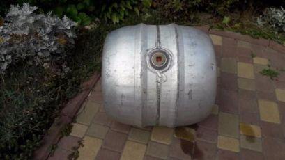 Бочка алюминиевая 100 литров