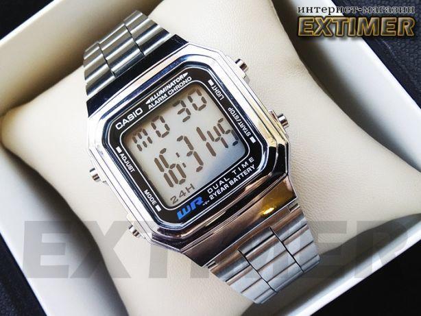 631f5e27 Классические наручные электронные часы CASIO + ПОДАРОК! Харьков: 199 ...
