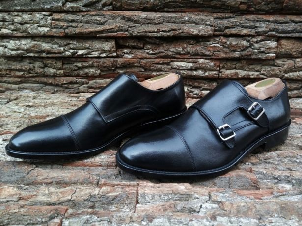 ... Чоловіче взуття Рівне · Туфлі Рівне. Монки Marc Edelson 42 размер туфли  мужские Италия кожа класс ЛЮКС 541a32241e69c