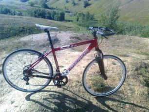С торгом. Шоссер Campagno-Merida шоссейный шоссейник Велосипед горный