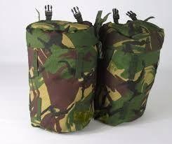 Боковые подсумки (карманы) к рюкзакам семейства Берген 10л. ,DPM,олива