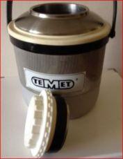 Пищевой термос «ТЕМЕТ»,3 л., нержавейка, Сделано в СССР