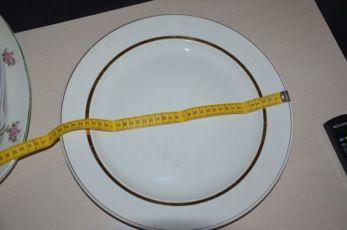 большая тарелка диаметр 35 см