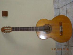 Продам гитара классическая работы мастера Олега Шкурко.