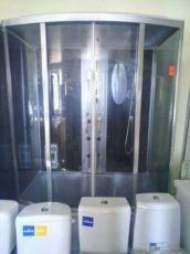 Гидробокс (душевая кабина) Vivia 168 PR 150×85 см