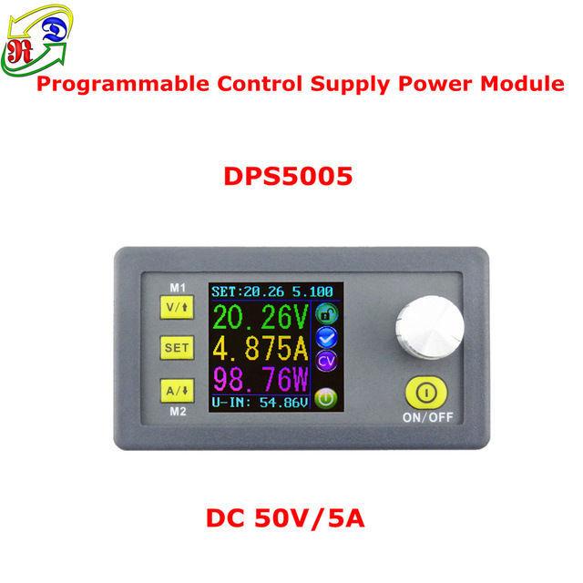 Лабораторный Блок Питания DPS 5005, для дома и мастерских.