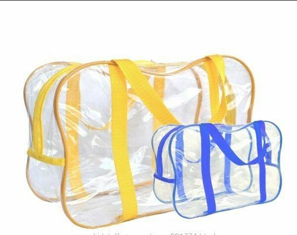 f98c1e9cd5ef Прозрачная сумка в роддом: 53 грн. - Сумки Днепр - объявления на ...