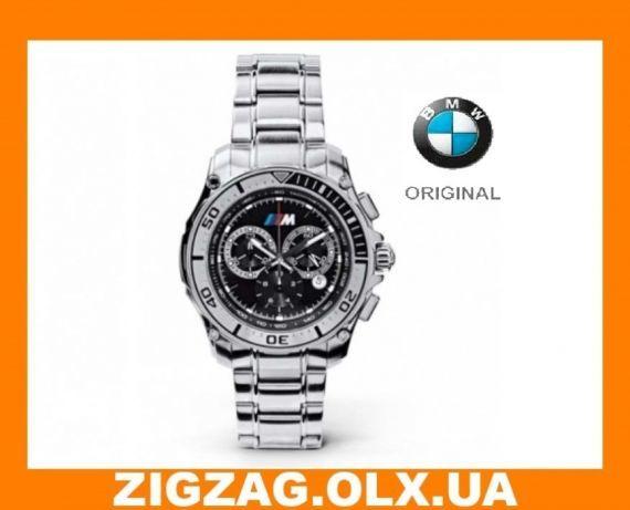 7919c4e8 Часы BMW M. Оригинальные мужские наручные часы хронограф БМВ M: 6 ...