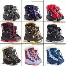 Зимние ботинки сапоги ботиночки Демар Demar Демарики сноубутсы